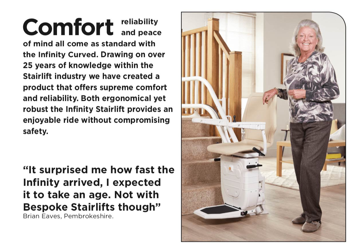 Comfort-Curved