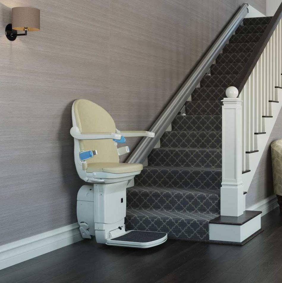 Straight Stair Lift Handicare 1000 - Freedom Stairlifts Long ... on